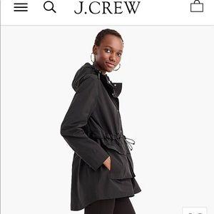 J Crew Perfect Rain Jacket